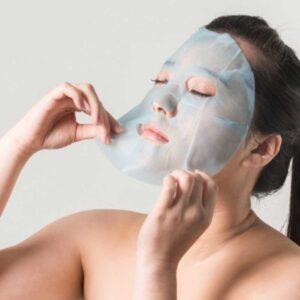 Gesichtsmaske Anti-Aging Effekt 1