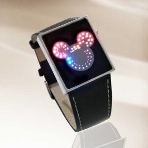 LED Uhr 206